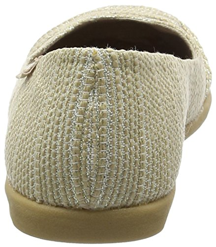 Jenneva Rocket crystal Natural Donna Dog Beige Espadrilles Da 5qPaHqU