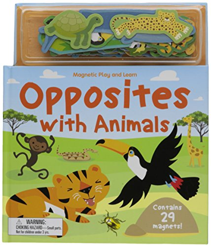 Animal Opposites Book - 5