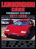 Lamborghini Cars Performance Portfolio 1977-1989, R. M. Clarke, 1855206471