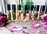 Chakra Gem and Botanical Essential Oil Roll On