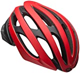 Bell Stratus Cycling Helmet – Matte Red/Black LD Large