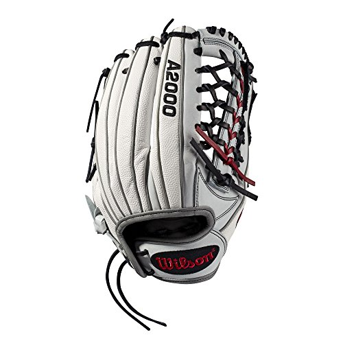 "Wilson A2000 T125 SuperSkin 12.5"" Outfield Fastpitch Glove - Right Hand Throw"