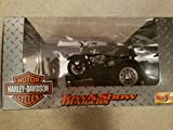 1:18 Scale Harley Davidson 1948 FL Panhead Diecast Motorcycle Model