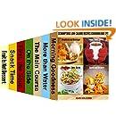 Scrumptious Low-Calorie Recipes Cookbook Box Set: Scrumptious Low-Calorie Recipes, Breakfasts to Desserts