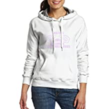 IOPAWSWS Girl Loves Hallmark Christmas Movies Woman Pullover Kangaroo Pocket Hoodies Sweatshirt