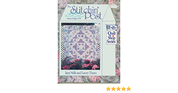 Book Paperback The Stitchin/' Post a Book About Sisters Oregon