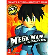 Mega Man Legends: Prima's Official Strategy Guide