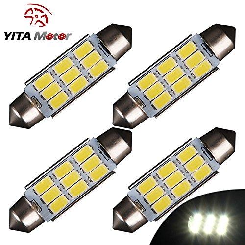 YITAMOTOR Festoon Light Bulbs 211 2