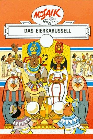 Die Digedags, Bd.14, Das Eierkarussell Gebundenes Buch – 1994 Hannes Hegen Lothar Dräger Tessloff 3730209108