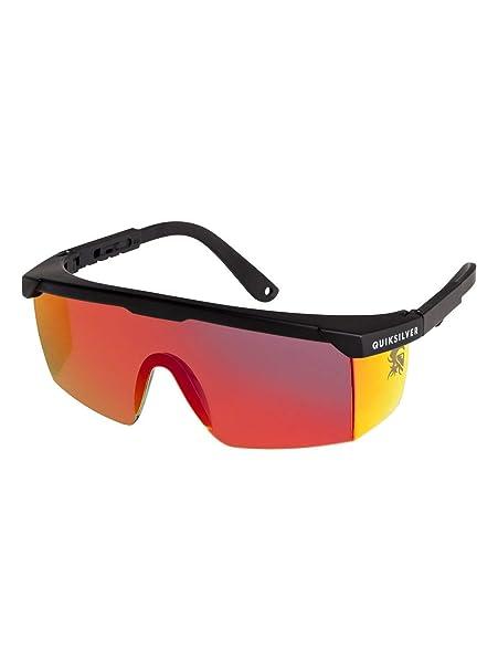 Amazon.com: Gafas de sol de seguridad Mikey quiksilver ...
