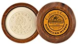 Crabtree & Evelyn Shave Soap in a Wooden Bowl, Moroccan Myrrh