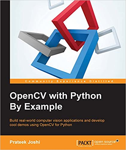 Amazon com: OpenCV with Python By Example eBook: Prateek