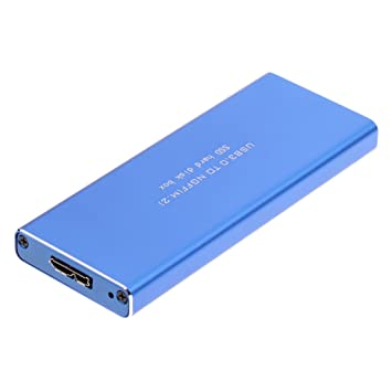 D DOLITY Caja de Disco Duro Externa, Recinto USB 3.0 Disco Duro ...