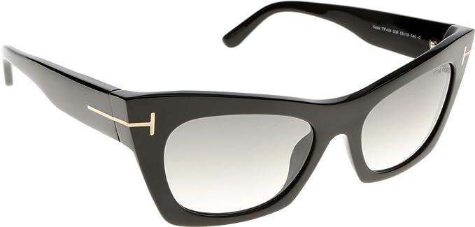 Tom Ford Kasia Sonnenbrille Schwarz 05B 55mm A4R46Tc