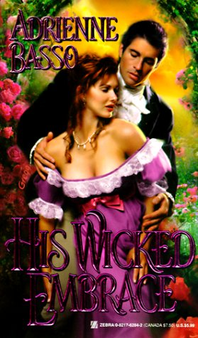 book cover of His Wicked Embrace