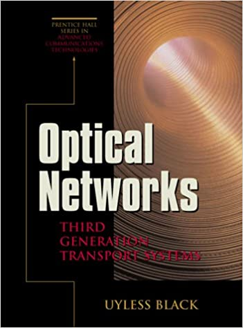 optical networks by uyless black