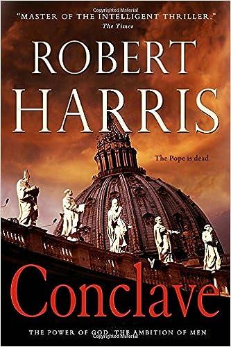 Conclave: Harris, Robert: 9780735272644: Books - Amazon.ca