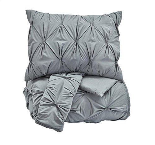 (Ashley Furniture Signature Design - Rimy Comforter Set - Includes Duvet Cover & 2 Shams - King Size -)
