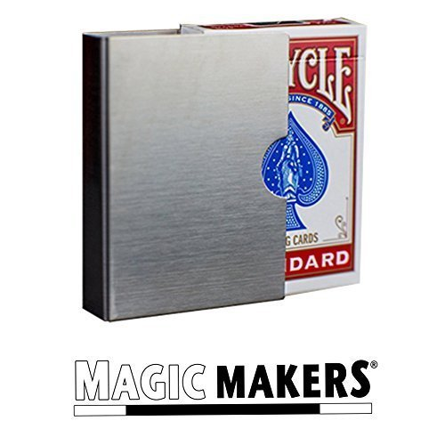 magic-makers-classic-card-guard-stainless-steel-poker-size-playing-card-deck-protector