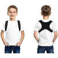 Boys Girls Adjustable Posture Corrector Back Support Children Shoulder Belt Rectify Straighten Correction Pain Relief…