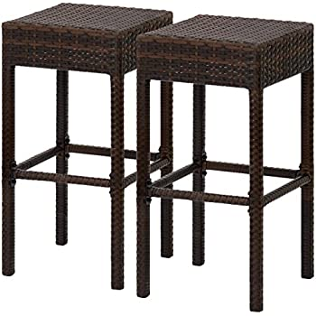 Amazon Com Amerihome Bs107set Soda Cap Bar Stool Set Red