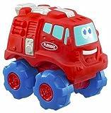 Playskool Wheel Pals Cushy Cruiser Fire Engine
