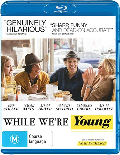 While We're Young | NON-USA Format | Region B Import - Australia