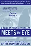 Meets the Eye by Christopher Golden front cover