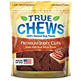 True Chews Premium Jerky Cuts Dog Treats, Sirloin Steak, 12 Ounce