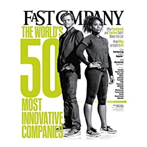 Audible Fast Company, March 2013 Periodical