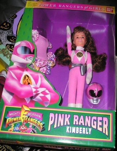 Original Mighty Morphin Power Rangers Pink Ranger Kimberely 9