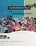 Fundamentals of Introductory Chemistry 9780395899212