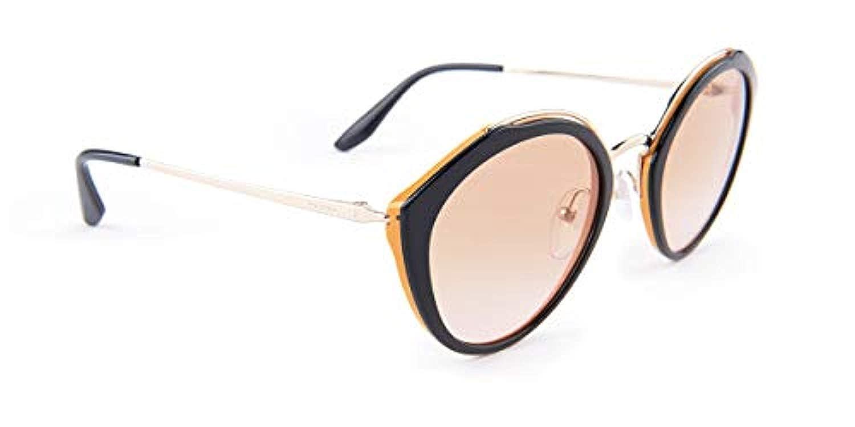 Amazon.com: Gafas de sol Prada PR 18 US WU0232 azul ...