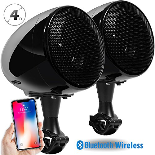 Bluetooth Speakers For Motorcycle - 4