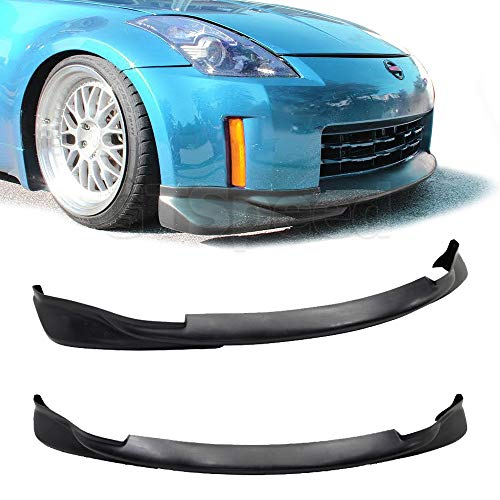 Price comparison product image GT-Speed for 2006-2009 Nissan 350z King / KS Style PU Front Bumper Lip