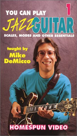 You Can Play Jazz Guitar, Volume 1 [VHS]