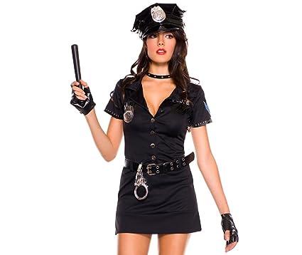 Amazon.com  Music Legs Women s Dirty Cop  Clothing f7ec28321