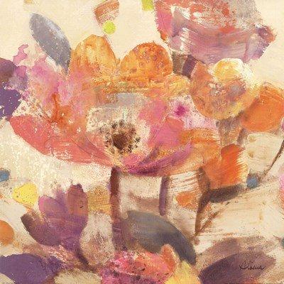 Vibrant Crop I by Albena Hristova - 18x18 Inches - Art Print Poster