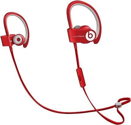 Beats by Dr. Dre Powerbeats 2 Auricolari Sportivi In Ear, Rosso