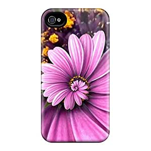AlexandraWiebe Snap On Hard Purple Droste Protector For SamSung Galaxy S5 Mini Phone Case Cover