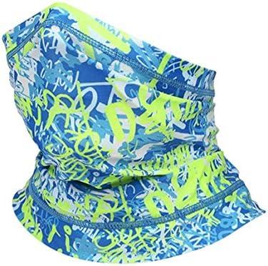 M//A Women Girls Mens Unisex 3D Prints Pattern Multipurpose Sport Magic Scarf Cycling Outdoor Wrap Headband Headwear Head Wrap Neck Gaiter Warmer Dustproof Scarfs for Fishing Riding Travel