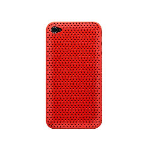 Katinkas Hard Cover für Apple iPhone 4 Air rot