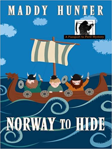Norway to Hide (Wheeler Cozy Mystery)