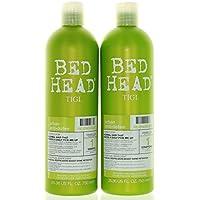 Cabezal de cama TIGI Re-Energize champú y acondicionador Duo, 25.36 oz