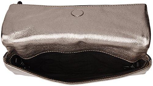ECCO Delight Clutch - Pochette, taglia Black/Moonrock