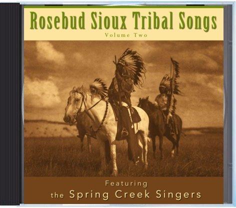 (Rosebud Sioux Tribal Songs, Volume 2)