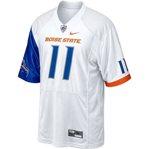 Nike Boise State Broncos Rivalry #11 Football Jersey Extra Large