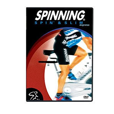 Mad Dogg Athletics Spinning Spin and Slim DVD by Mad Dogg Athletics