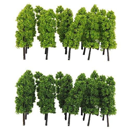 20pcs-pagoda-trees-model-train-railroad-scenery-1150-dark-and-light-green