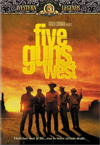 Five Guns West (Ingram Clock)